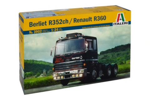 Berliet R35ch / Renault R360  1/24