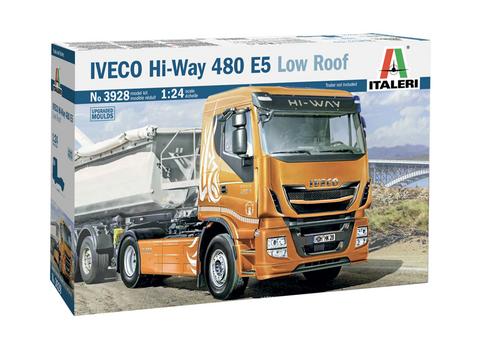Iveco Hi-Way 480 E5 Low Roof  1/24