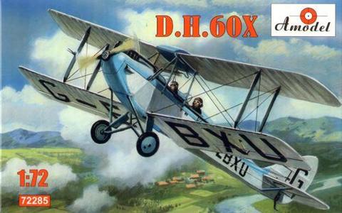 de Havilland DH.6X (Decals for Finnish Air Force MO-102  1/72