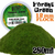 Static Grass Flock 12mm Forest Green  280ml