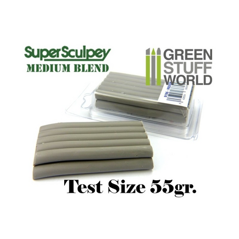 Super Sculpey Medium Blend 55g