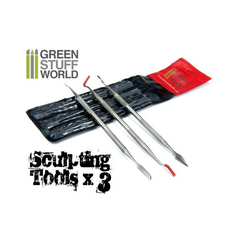 Sculpting Tool Basic Set