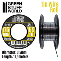 Flexible Tin Wire 0,5mm