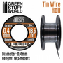 Flexible Tin Wire 0,4mm