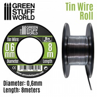 Flexible Tin Wire 0.6mm