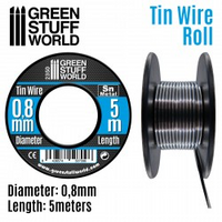 Flexible Tin Wire 0.8mm