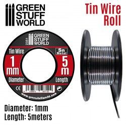 Flexible Tin Wire 1.0mm