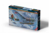 Ilushin IL-4T Torpedo Bomber   1/72