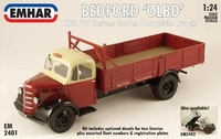 Bedford 'O' Series Long Wheel Base Dropside Truck/Flatbed	1/24