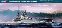 Italian Heavy Cruiser Pole (1941)