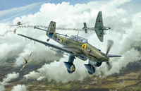 Junkers Ju-87 B Stuka