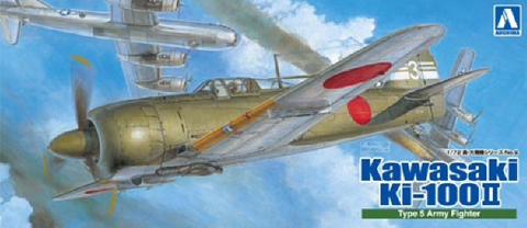Kawasaki Ki-100-II1/72