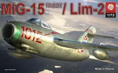 MiG-15 Fagot/Lim-2  1/72