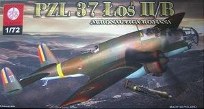PZL 37 Łoś II/B Aeronautica Romana1/72