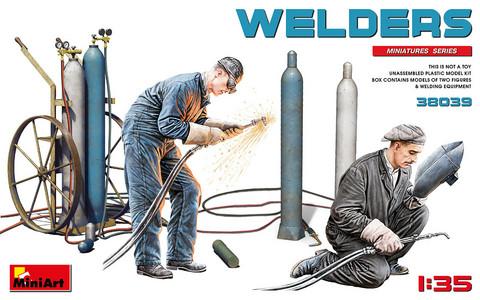 Welders 1/35