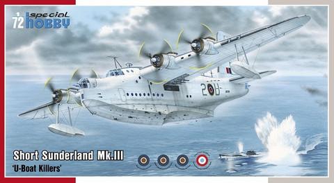 Short Sunderland Mk.III   1/72