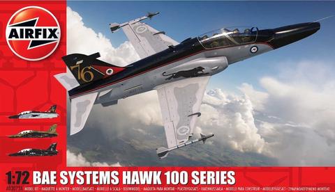 BAE Hawk 100 Series  1/72