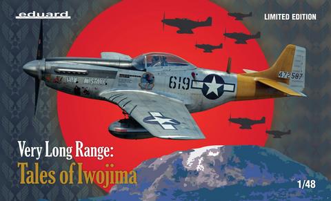 Very Long Range: Tales of Iwo Jima (Limited Edition)  1/48