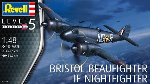 Bristol Beaufighter IF Nightfighter  1/48