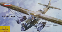 "Potez 540 ""Heller Museum Series""1/72"