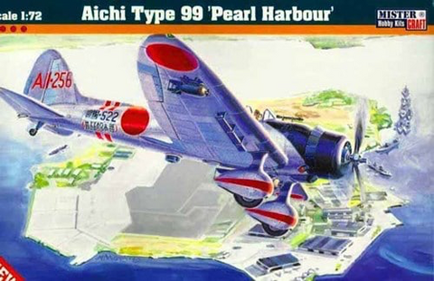 Aichi Type 99 Pearl Harbour1/72