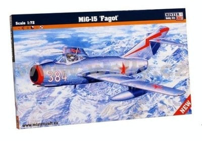 MiG-15 Fagot. 1/72