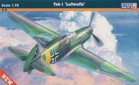 Yak-1 Luftwaffe  1/72