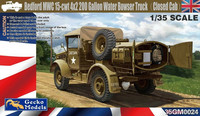 Bedford MWC 15-cwt 4X2 200 Gallon Water Truck  1/35
