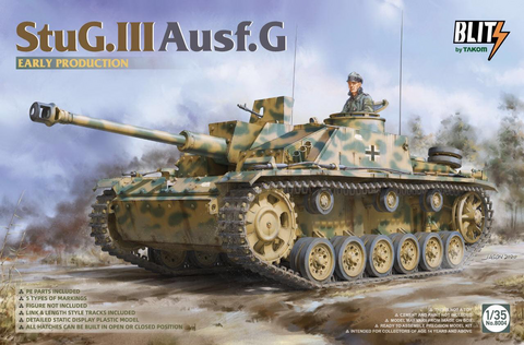 StuG III Ausf.G Early Production	1/35