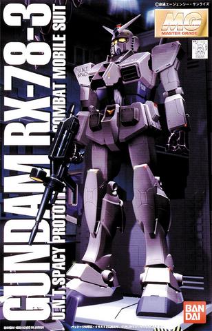 Master Grade Gundam RX-78-31/100