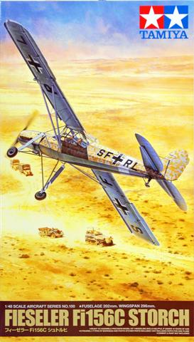 Fieseler Fi56C Storch  1/48