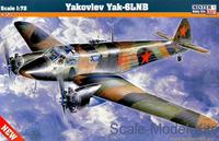 Yakolev Yak-6 LNB  1/72