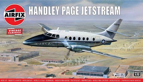 Handley Page Jetstream (Vintage Classics)1/72