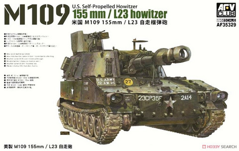M109 US 155mm Self Propelled Howitzer  (1/35)