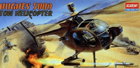 Hughes 500D Tow Helicopter  1/48