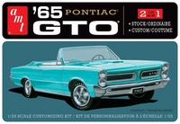 Pontiac GTO 1965  1/25