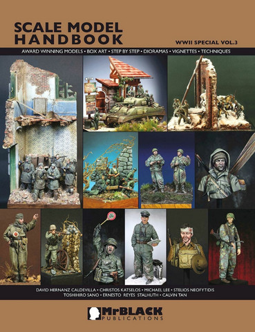 Scale Model Handbook, Diorama Modelling Vol.3