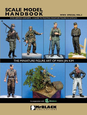 Scale Model Handbook WWII Special Vol.2