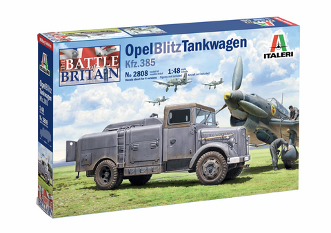Opel Blitz Tankwagen 1/48