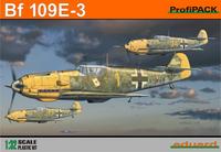 Messerschmitt Bf-109E-3 Profipack  1/32