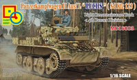 PzKpfw II Ausf.L Luchs (4th Panzer Division)