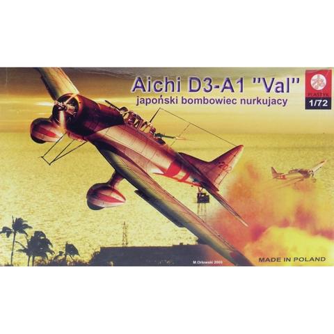 Aichi D3-A1 Val  1/72