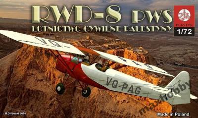RWD-8 PWS  1/72