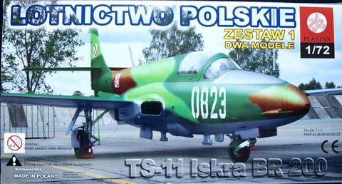 RWD-14 TS-11 Iskra 1/72