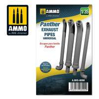 Panther exhaust pipes (universal)	1/35