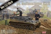 Gepanzerter Munitionsschlepper VK3.02  1/35