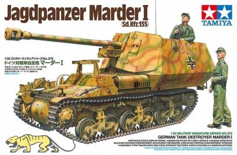 Panzerjäger Marder I SdKfz 135   1/35