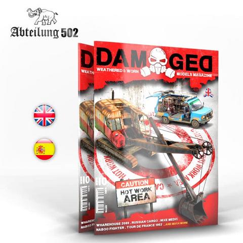 Damaged Magazine Vol.10