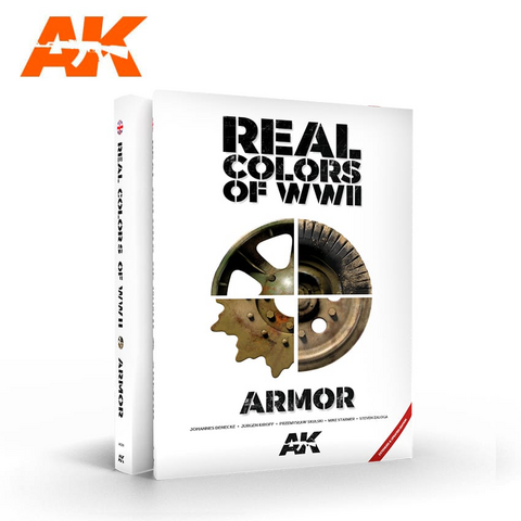 Real Colors of WWII Armor  (Extended & Updated 2nd version)