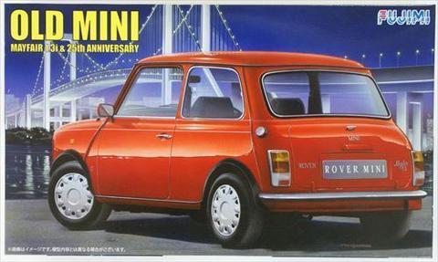 Rover Mini (Old Mini)  1/24